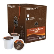 Keurig® K-Cup® Tully's® French Roast Extra Bold Decaf Coffee, Decaffeinated , 24/Pack