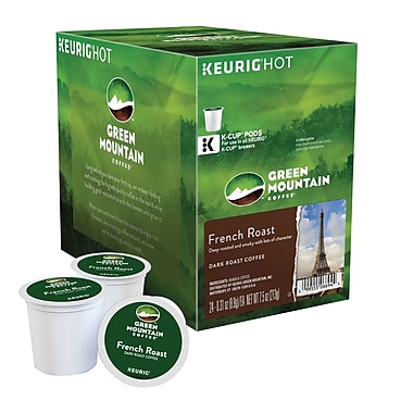 Keurig® K-Cup® Green Mountain Coffee® French Roast Coffee, 24 Count