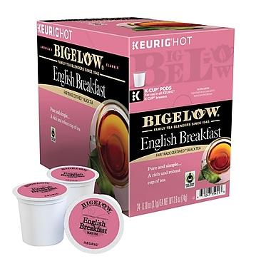 Keurig® K-Cup® Bigelow English Breakfast Tea, 24/Pack