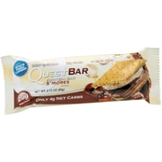 Quest Nutrition Protein Bar, S'mores, 12/Bx
