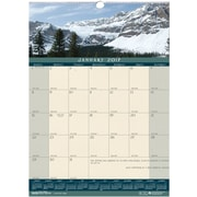 2017 House of Doolittle 12 X 16.5 Wall Calendar Landscapes (362)