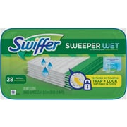 Swiffer® Sweeper® Wet Floor Mop Refills, 28 Cloths/Box