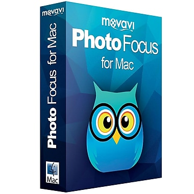 Movavi Photo Focus Business Edition for Mac (1 User) [Download]