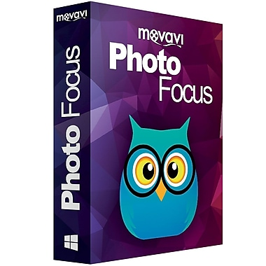 Movavi Photo Focus Personal Edition for Windows (1 User) [Download]