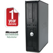 Refurbished Dell 780 Desktop Core 2 Duo 3.0Ghz 4GB RAM 320GB HDD Windows 10 Home