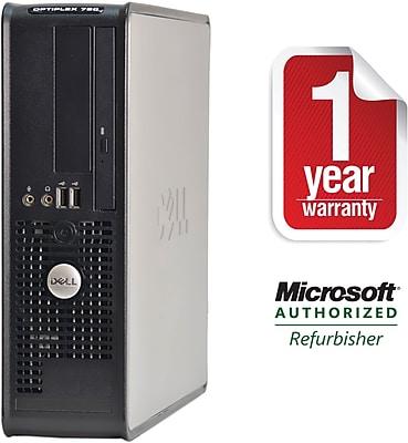 Refurbished Dell 780 SFF Core 2 Duo 3.0Ghz 4GB RAM 250GB Hard Drive Windows 10 Home