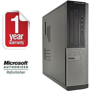 Refurbished DELL 3010-D, Desktop Core i5-3570 3.4GHz, 8GB Ram, 500GB HDD, DVDRW, Windows 10 Professional 64bit