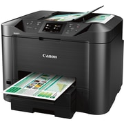 Canon MAXIFY MB5420 Color Inkjet Wireless Small Office All-in-One Printer (MB5420)