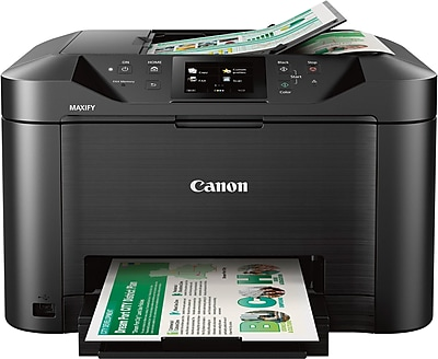 Canon MAXIFY MB5120 Wireless All-in-One InkJet Printer (0960C002) 2416261