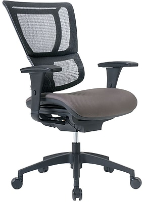 Staples Professional Series 1500TF Mesh Back Chair, Pepper