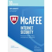 McAfee Internet Security 2017 - 10 Devices [Download]