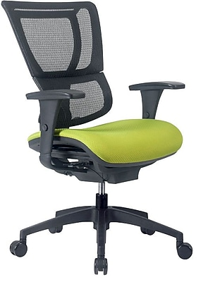 Staples Professional Series 1500TF Mesh Back Chair, Wasabi
