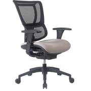 Staples Professional Series 1500TF Mesh Back Chair, Fossil