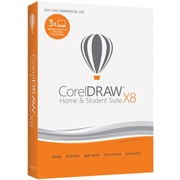CorelDraw Home & Student Suite X8 for Windows (1 User)