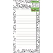"""Things To Do"" Magnetic List Pad"