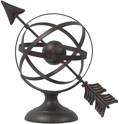 Newton Antiq Bronze Desk Acces