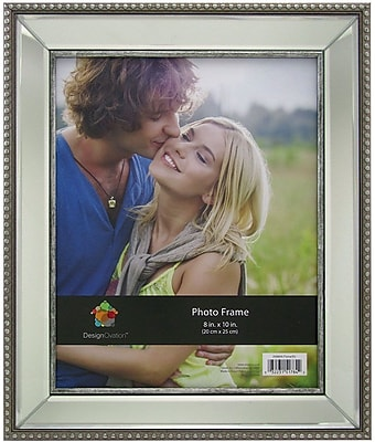 Fiona 8 x 10 Mirrored Frame