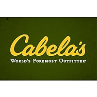$50 Cabelas Gift Card Email Delivery Deals