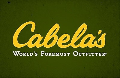 Cabelas Gift Card $25 (Email Delivery)
