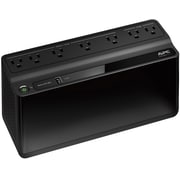 APC Back-UPS 600VA Battery Backup, 7 Outlet with USB Charging Port (BE600M1)