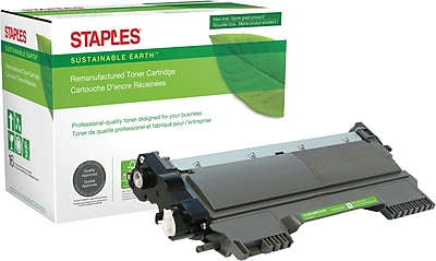 Staples® Remanufactured Black Toner Cartridge, Brother TN-450, High Yield