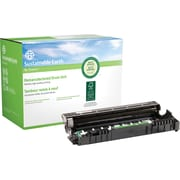 Sustainable Earth by Staples® Remanufactured Drum Unit, Brother DR630 (DR630), Black