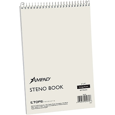 Ampad Steno Notebook, 6