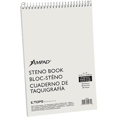 Ampad Steno Notebook, 6