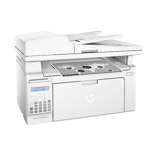 HP LaserJet Pro M130fn All-In-One Laser Printer, All-In-One (G3Q59A)