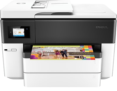 HP OfficeJet Pro 7740 Wireless Inkjet Printer