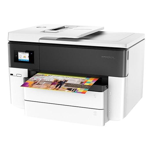 HP OfficeJet Pro 7740 Color Inkjet All-In-One Printer (G5J38A)