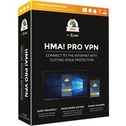 AVG HMA! VPN 1 year 2 Devices [Boxed]
