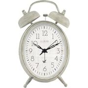 La Crosse Clock 617-2916 Analog Twin Bell Alarm Clock