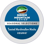 Green Mountain Toasted Marshmallow Mocha, Keurig K-Cup Pods, 24 Count