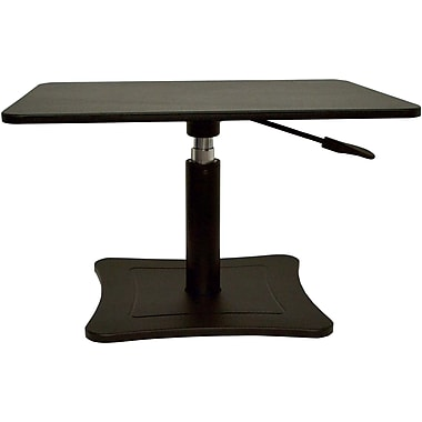 Victor® Height Adjustable Laptop Stand, Black (DC230B)