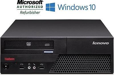 Refurbished Lenovo ThinkCentre M58 SFF Intel Core 2 Duo 3.0Ghz 6GB RAM 1TB Hard Drive Windows 10 Home