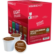 Keurig K-Cup Eight O'Clock Colombian Peaks Coffee Regular 24 K-Cups/Pack (6407)
