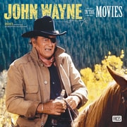 2017 John Wayne in the Movies Square 12x12