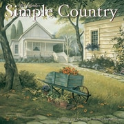 2017 Simple Country: Artwork by Michael Humphries Mini 7x7
