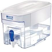 Brita® 18 Cup UltraMax Water Dispenser with 1 Filter, BPA Free, White