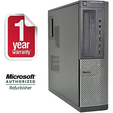 Refurbished Dell 9010 Desktop Core i5 3.2Ghz 8GB RAM 1TB HDD Windows 10 Pro
