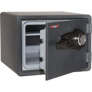 Safe with .85 cu ft capacity (KY0913-1GRCL)