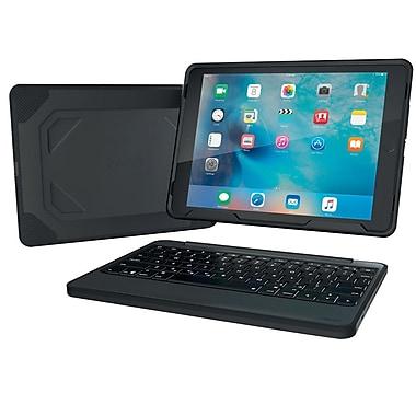 ZAGG Rugged Book and Keyboard-Apple iPad Air 2-Black case-Black KB