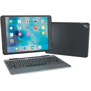 ZAGG Slim Book Case with Keyboard - Apple iPad Air 2 - Black