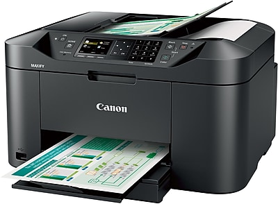 Canon MAXIFY MB2120 Color Inkjet All-in-One Printer (MB2120)