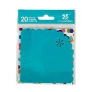 Erin Condren StylizedSticky™ corner pockets, 20/Pack (2431714)