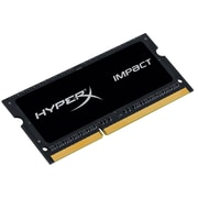 Kingston HyperX Impact 4GB DDR3L SODIMM 1866MHz CL11 204-Pin 1.35V Non-ECC Laptop Memory - HX318LS11IB/4