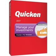 Quicken Premier 2017 for Windows (1 User) [Boxed]