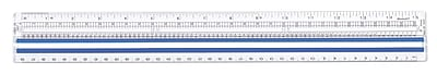 Westcott® Data Processing Magnifying Ruler 15