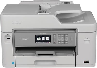Brother MFC-J5830DW with INKvestment Multifunction Color InkJet Printer